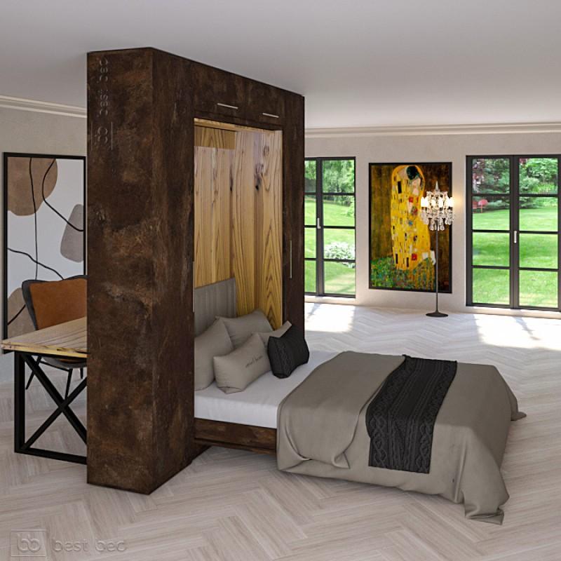 Шкаф-кровать-стена